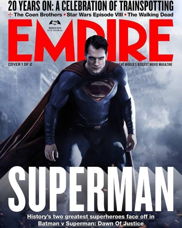 Batman vs Superman empire 2