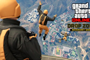gta v online drop zone