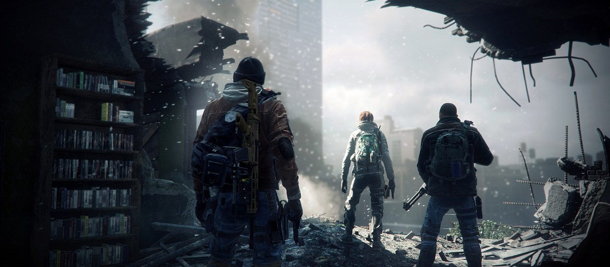 incursiones the division