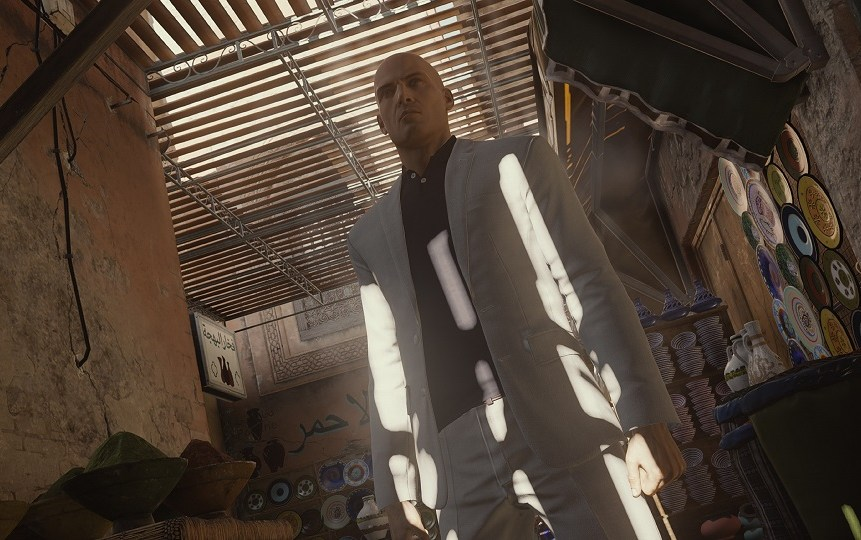 HITMAN Episode 3 Marrakech ban