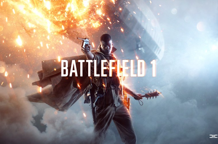 Premium Friends Battlefield 1