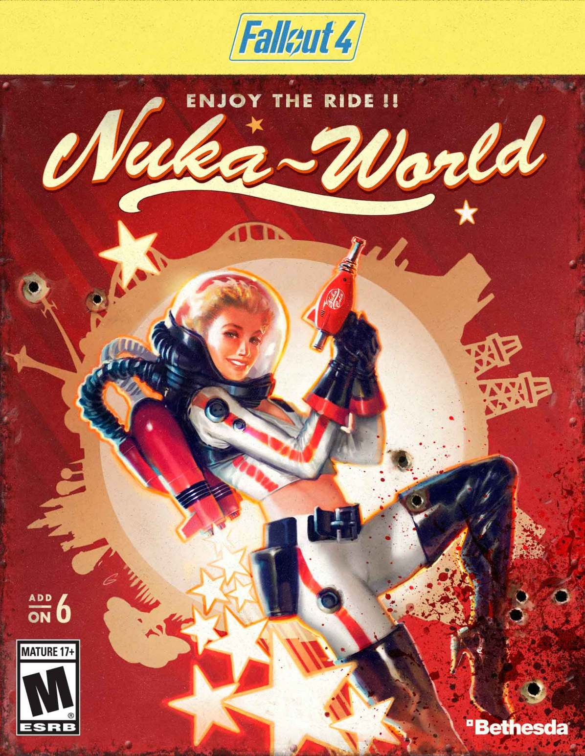 Fallout 4 - Nuka-World cover