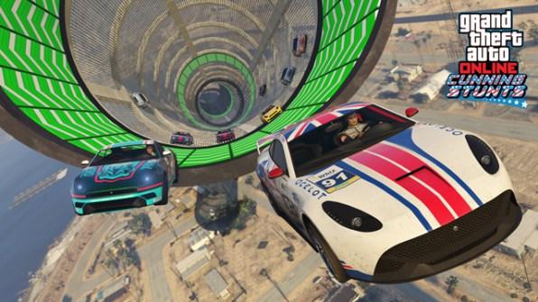 cunning stunts carreras 1