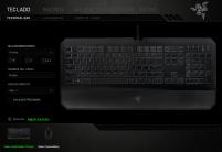 1. Razer Deathstalker Chroma personalizar
