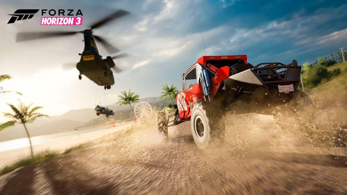 Forza Horizon 3 ban 3