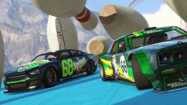 GTA Online 2-08