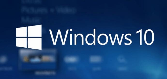 banner windows 10