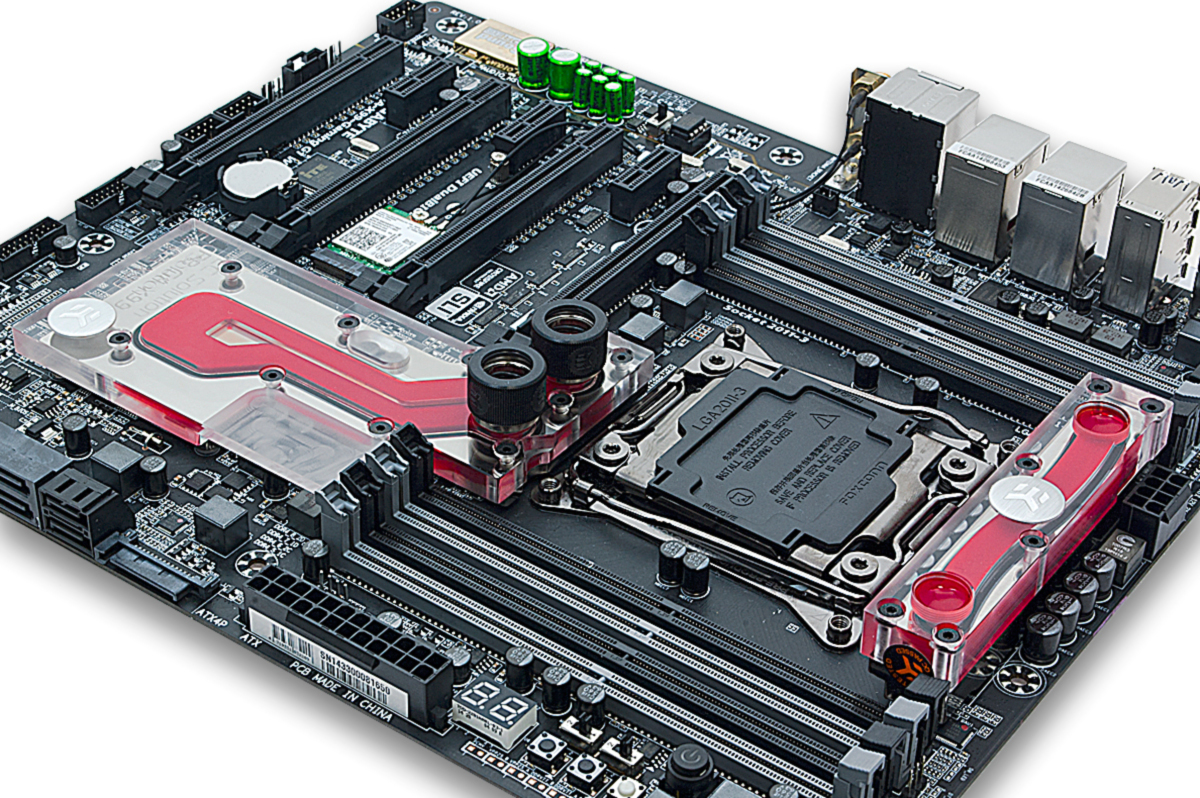 gigabyte ek water blocks 5