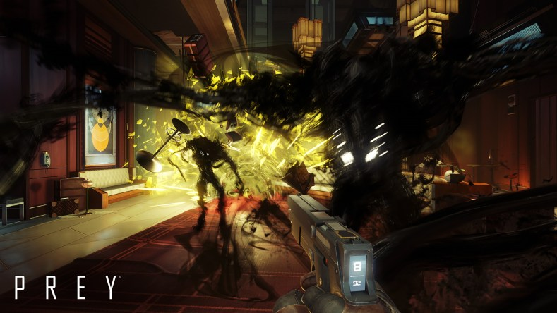 poderes disponibles en Prey