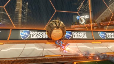 rumble rocket league 1