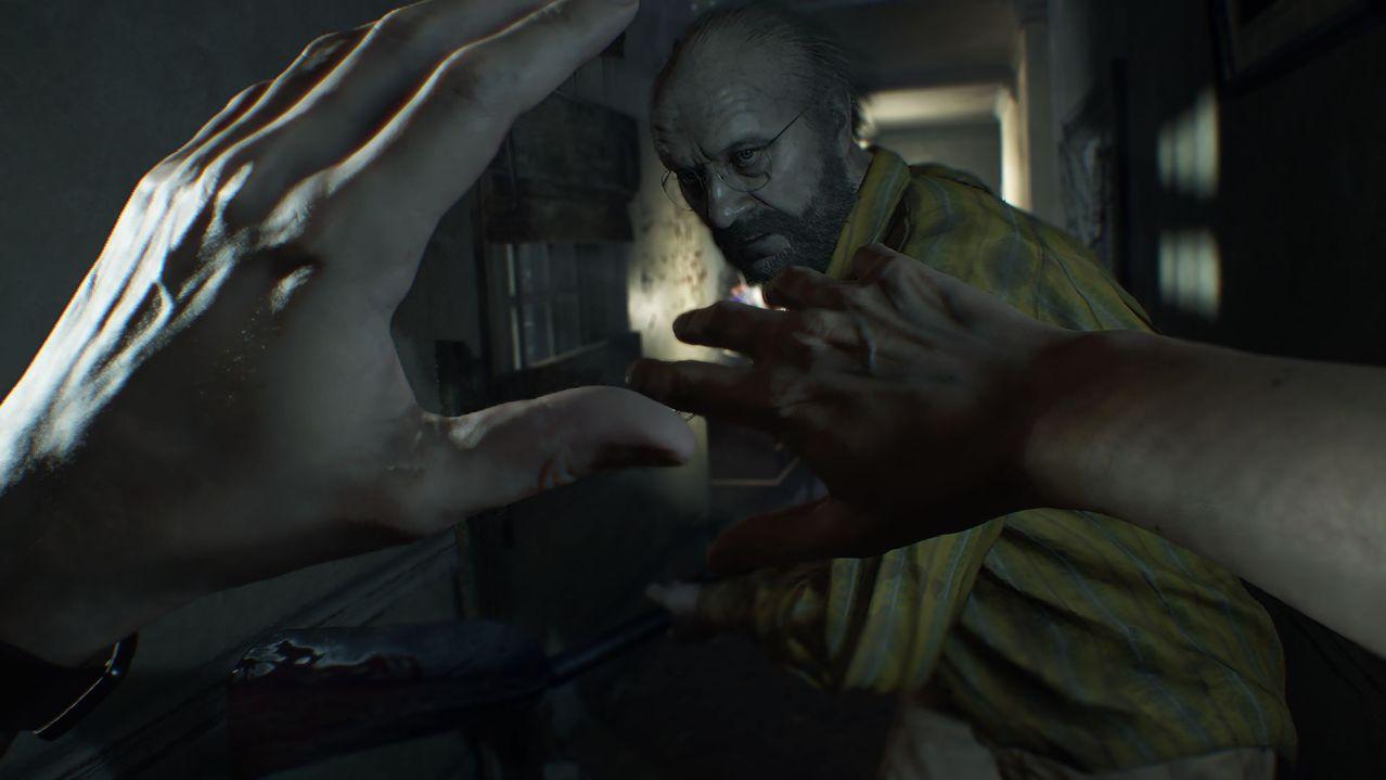 cómo se hizo Resident Evil 7 biohazard