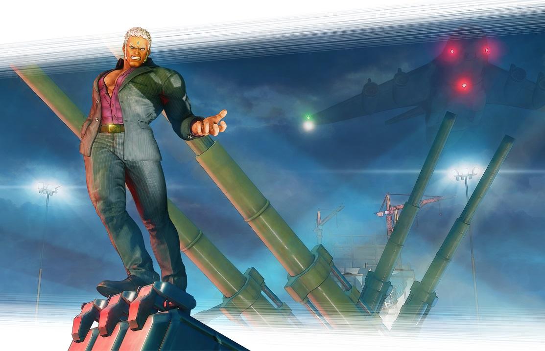 Street Fighter V Urien