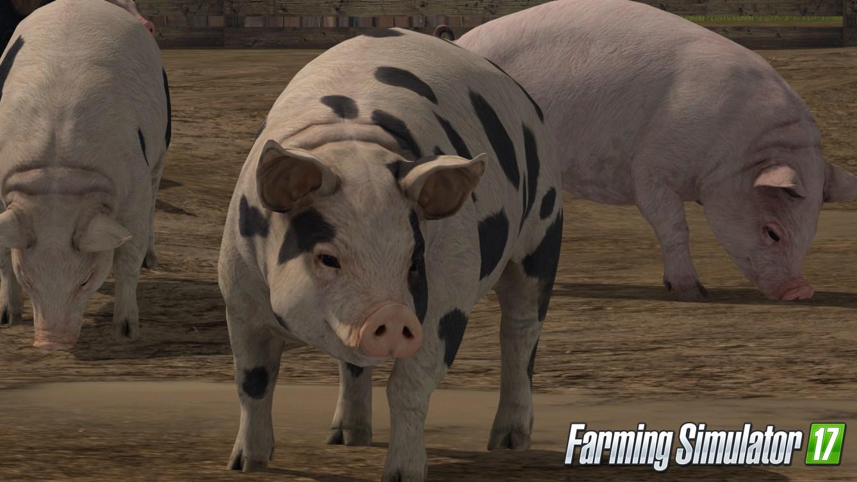farming simulator 17 animals