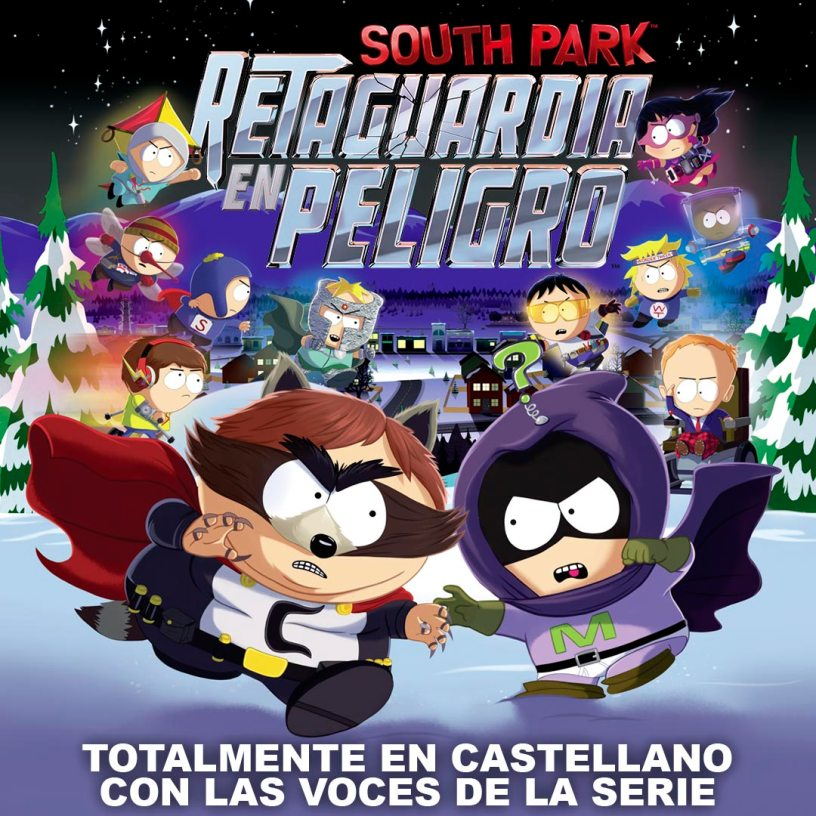 south park castellano
