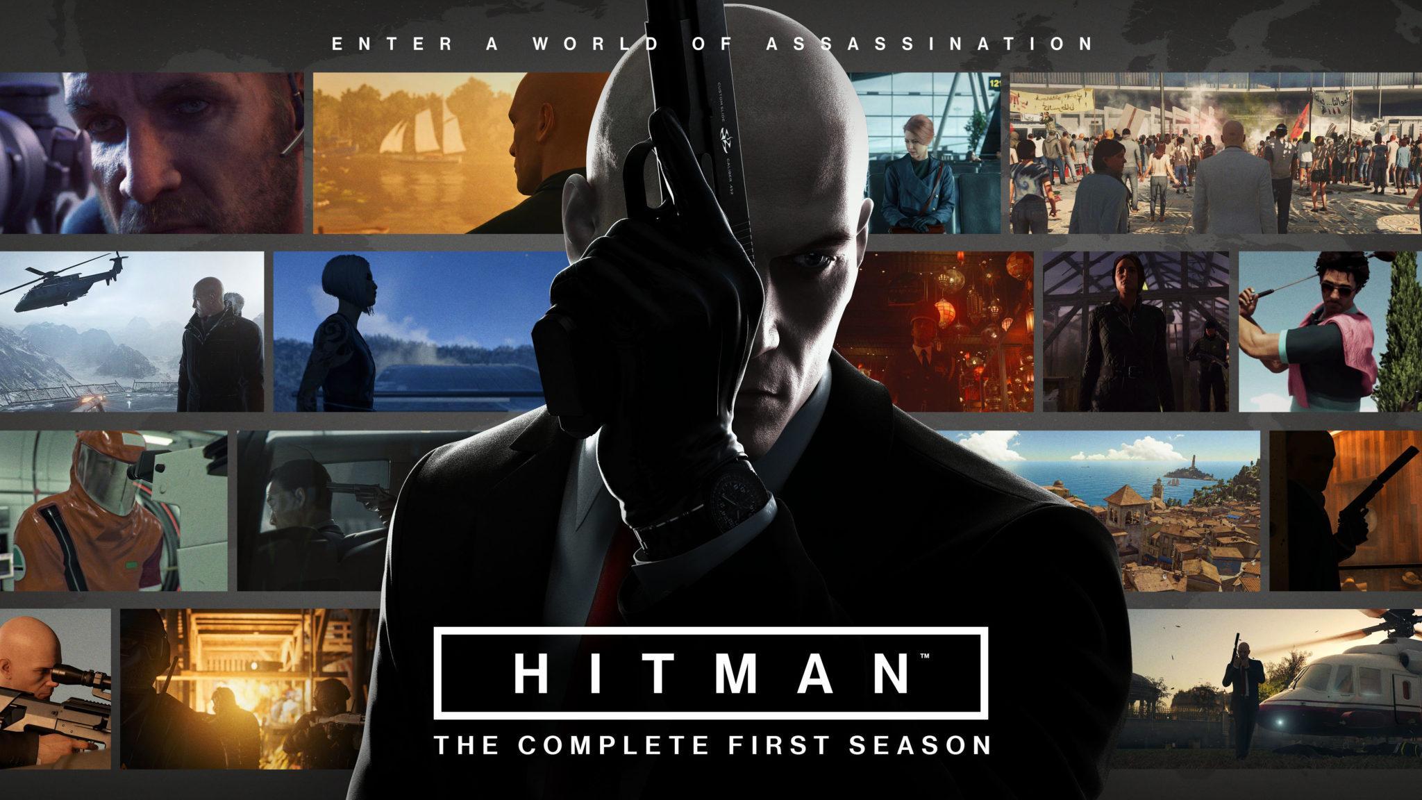 Hitman La Primera Temporada