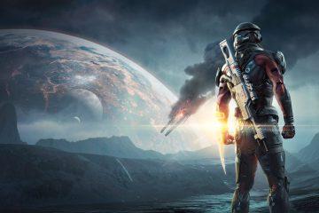 ajustes gráficos de Mass Effect: Andromeda