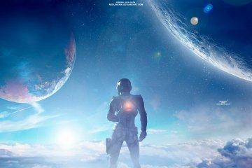 Andromeda a 4K