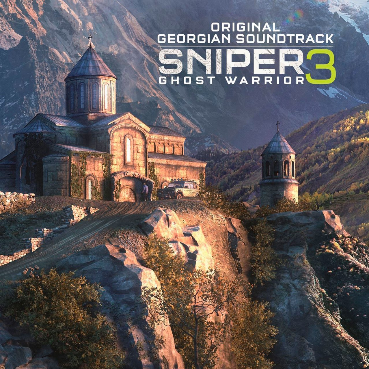 banda sonora de Sniper Ghost Warrior 3
