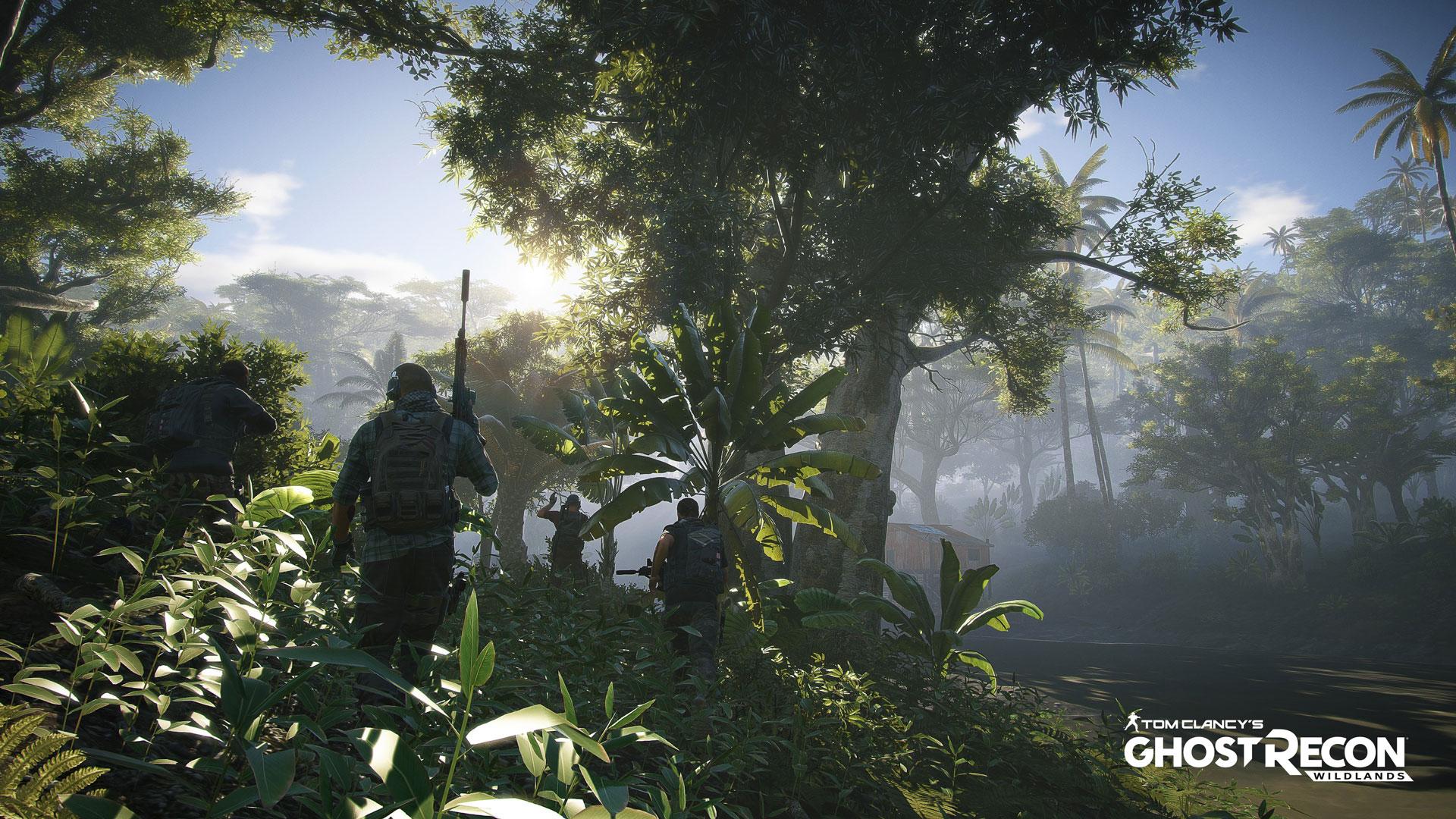 Ghost Recon Wildlands en PC