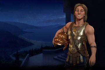 alejandro magno Civilization VI