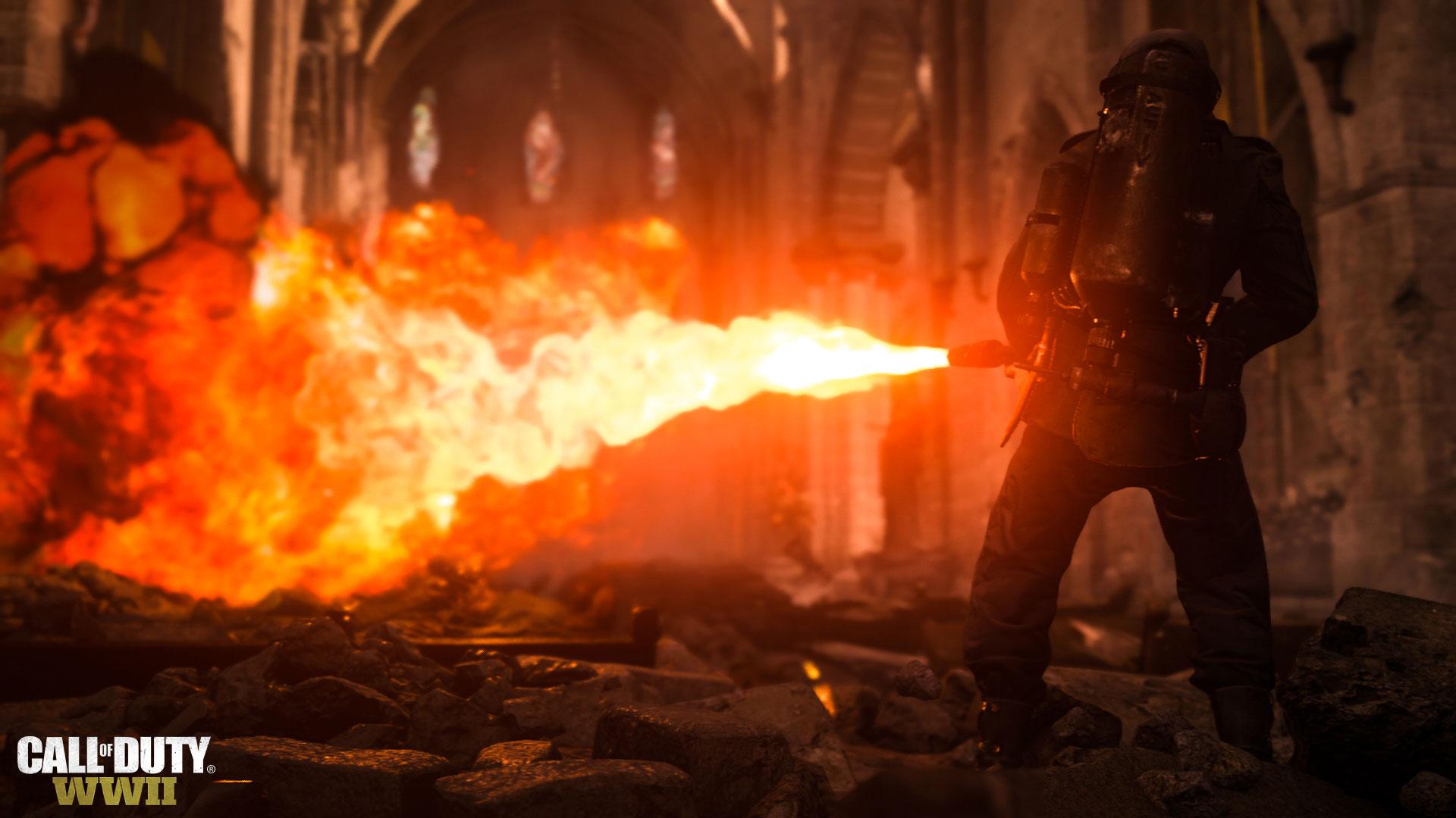 beta abierta de Call of Duty: WWII en PC