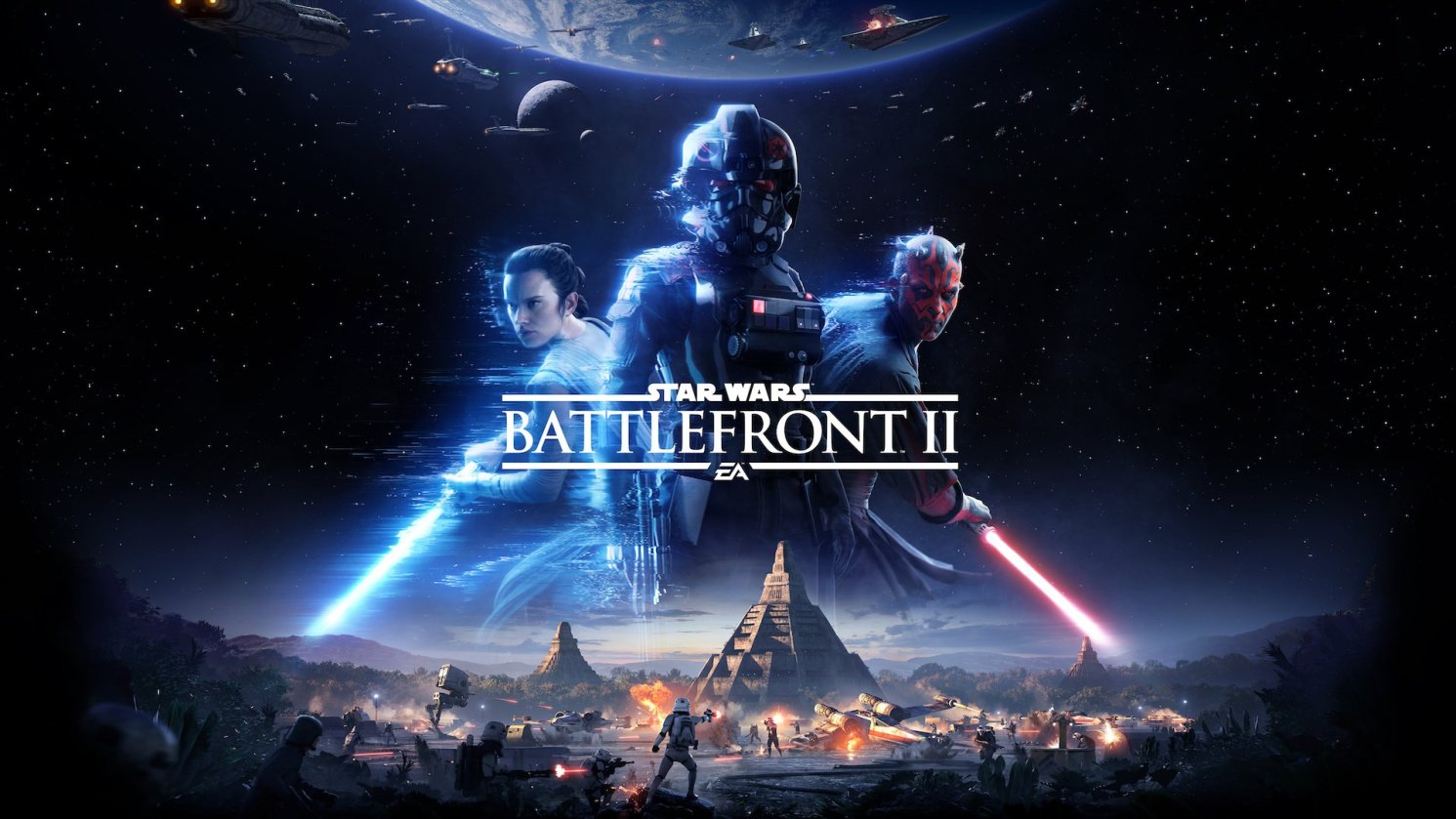 Requisitos de Star Wars Battlefront II