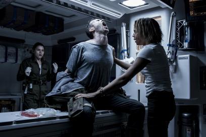 cines de Alien: Covenant