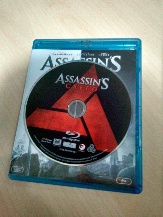 Assassin's Creed Blu-ray amaray (2)