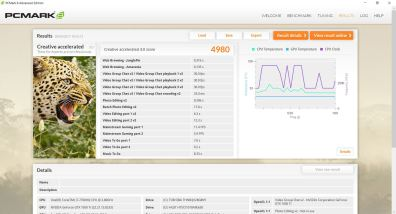 MSI GE62 7RE Apache Pro Análisis Creative