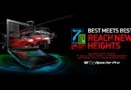 MSI GE62 7RE Apache Pro