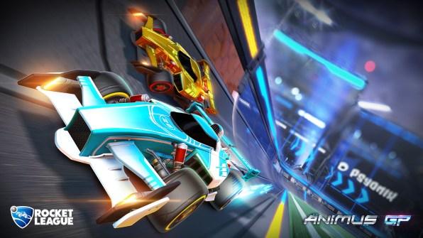 Animus GP - Rocket League