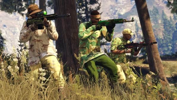 GTA Online Tráfico de armas (3)