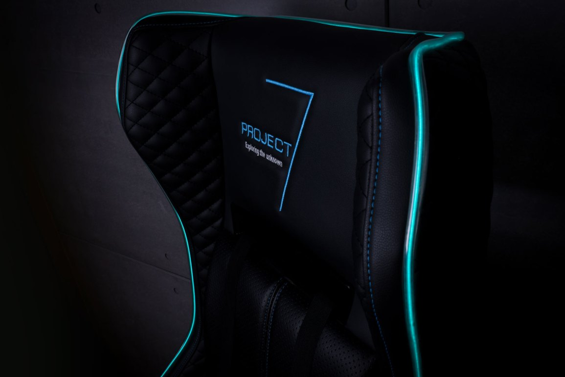 Silla Gaming Project 7