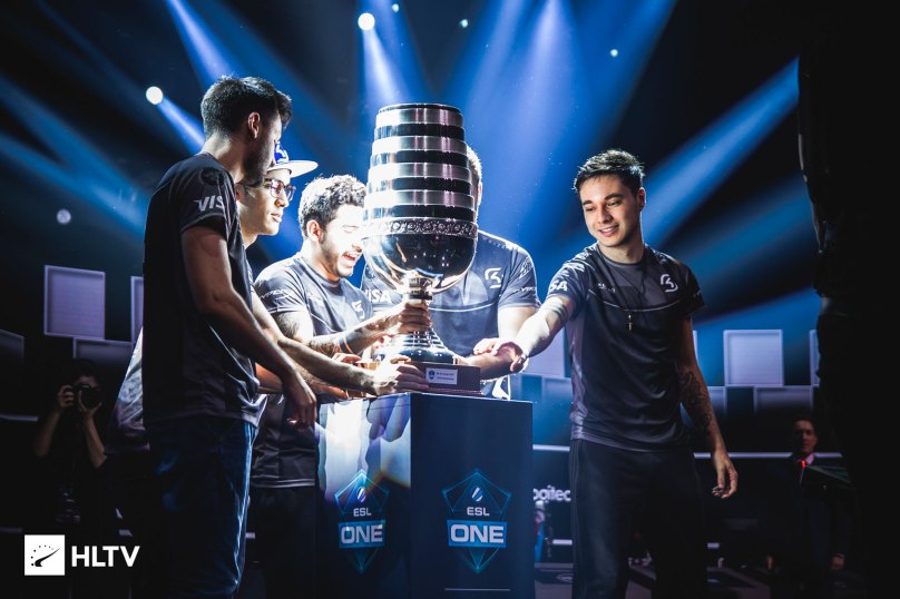 campeón de la ESL One Cologne 2017