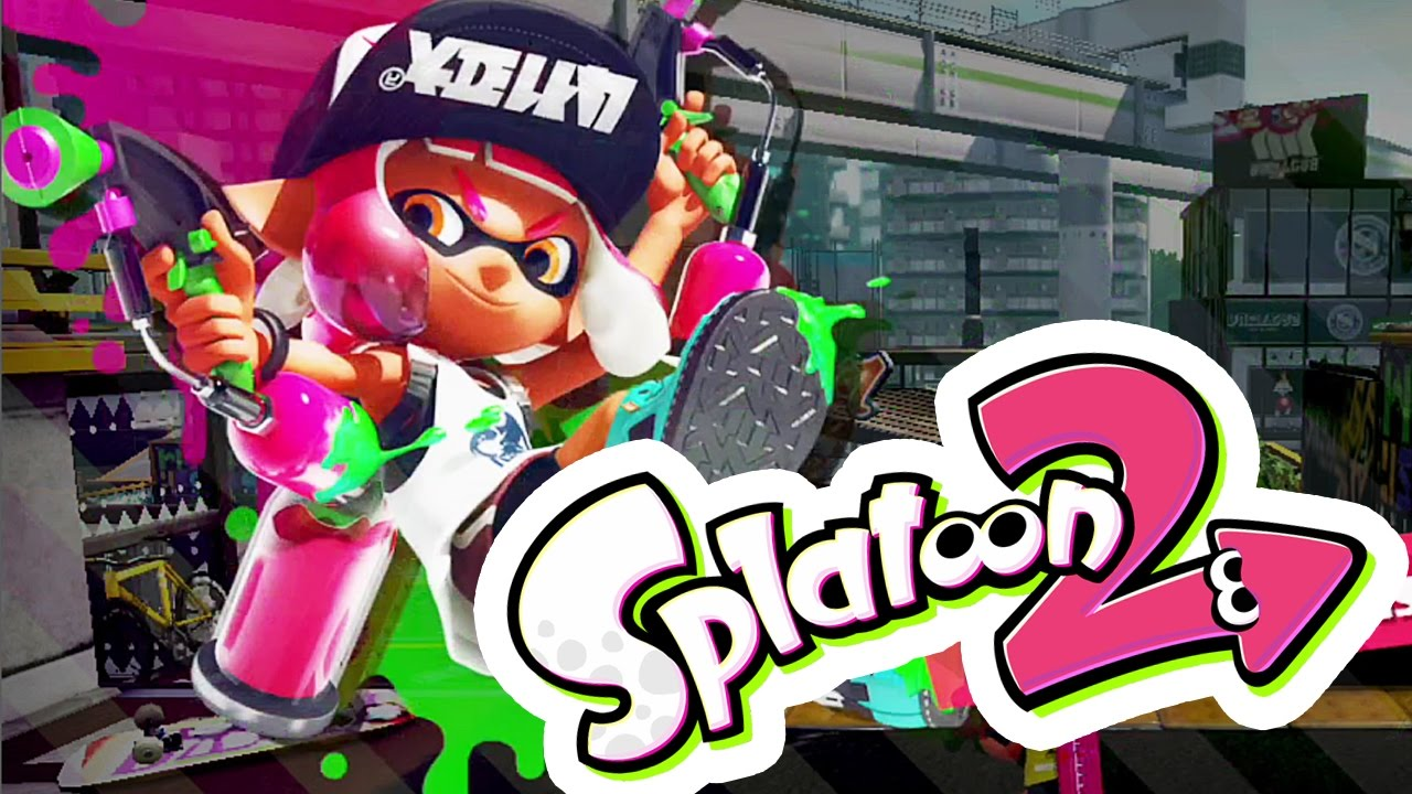 Splatoon 2 db