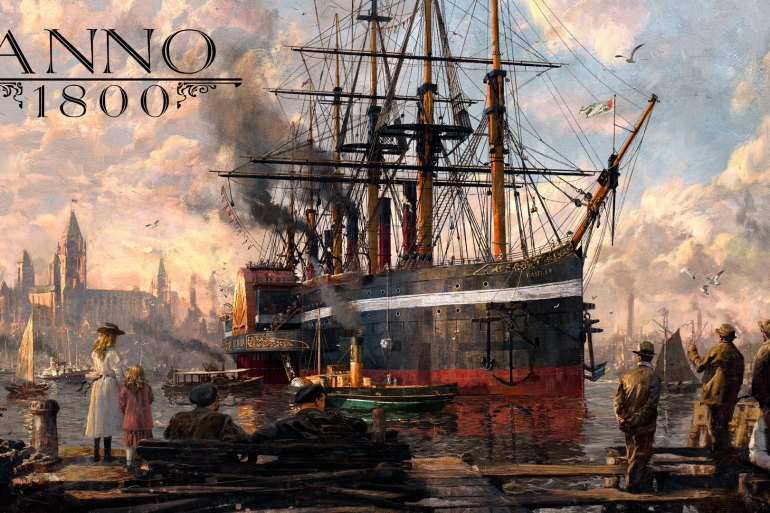 desarrollo de ANNO 1800