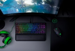 BlackWidow TE Chroma V2