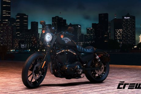 Harley-Davidson estarán disponibles en The Crew 2