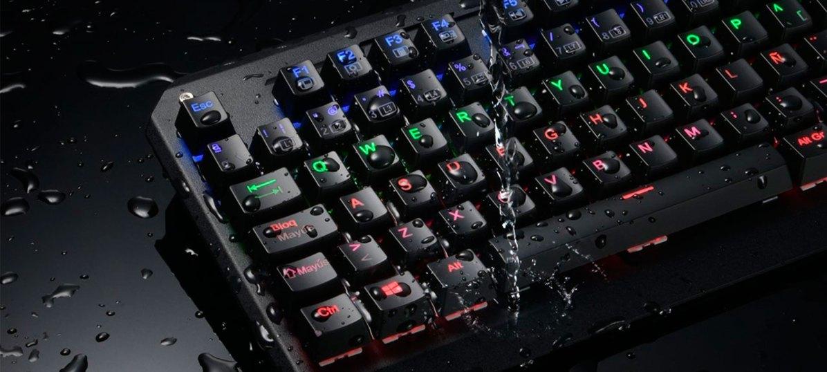 Análisis - Review] VicTsing I-850 (Teclado Mecánico Gaming)
