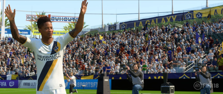 El Camino en FIFA 18