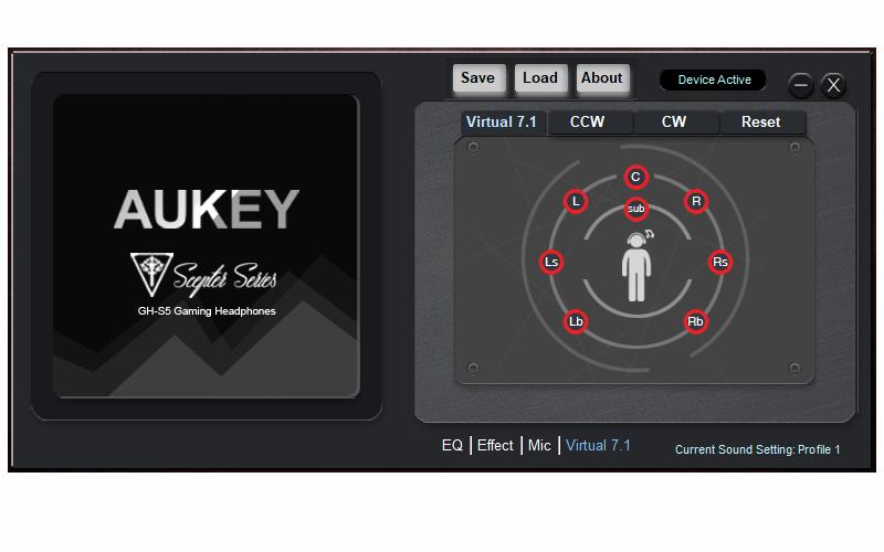 Aukey GH-S5