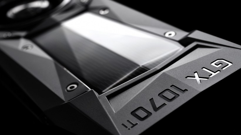 NVIDIA GerForce GTX 1070 Ti