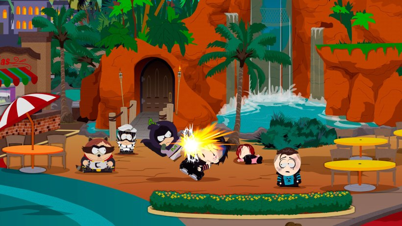 Season Pass de South Park: Retaguardia en Peligro