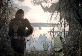 lanzamiento de Star Wars Battlefront II