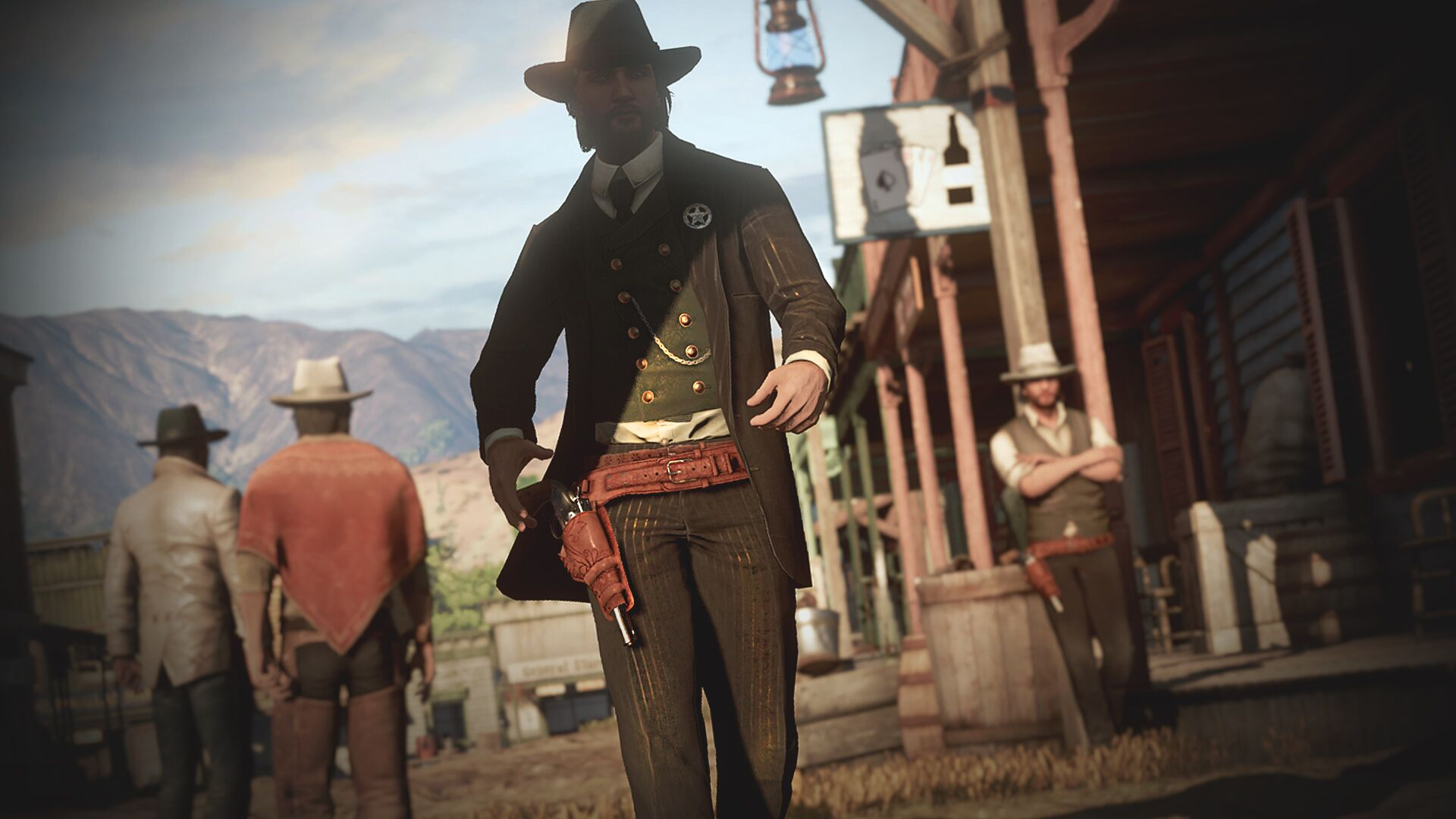 Wild West Online está disponible en Early Access