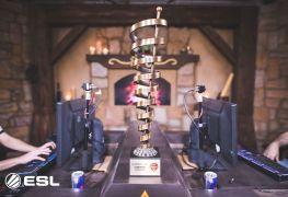 campeón de la temporada 2 de ESL Masters Hearthstone
