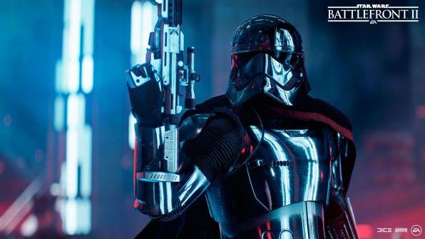 Los últimos Jedi en Star Wars Battlefront II