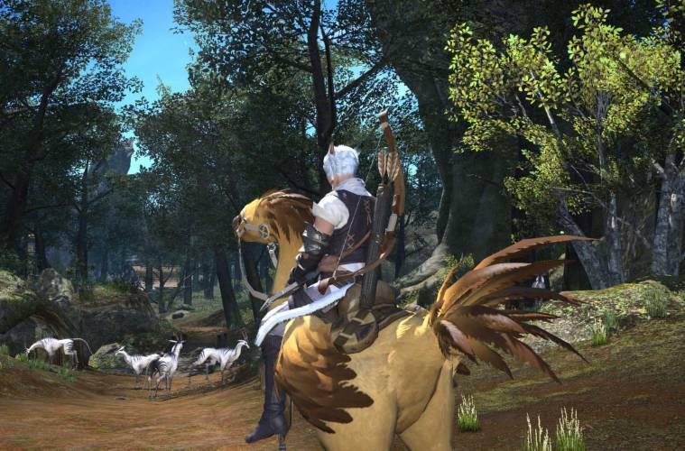 parche 4.2 de Final Fantasy XIV Online