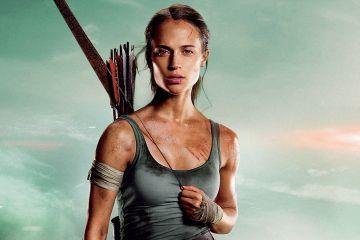 Segundo tráiler oficial de Tomb Raider