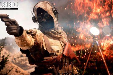 nuevo contenido de Battlefield 1
